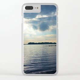 Elba Clear iPhone Case