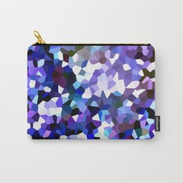 Ultraviolet Mountains Moon Love Carry-All Pouch