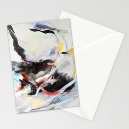 To love someone so much that their absence is a never ending homesickness. Stationery Cards