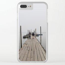stilt Clear iPhone Case