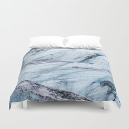 Ice Ice Baby Duvet Cover
