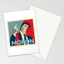 Moron Trump Stationery Cards