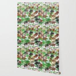 Oaks Pattern noproblem Wallpaper