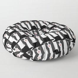 SELFIES Floor Pillow