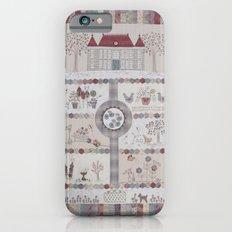 Chateau Hexagon Slim Case iPhone 6