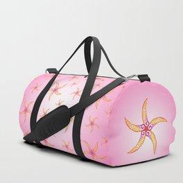Tribal Starfish Duffle Bag