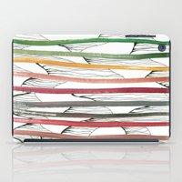 stripes iPad Cases featuring STRIPES by Uta Krauss