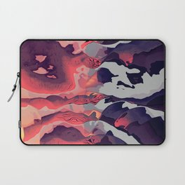 Battle of the Colors Laptop Sleeve