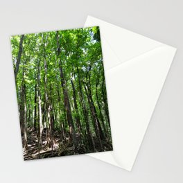 Man Made Forest Stationery Cards