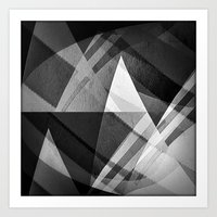 Pyramids #II Art Print