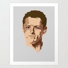 Chicharito Art Print