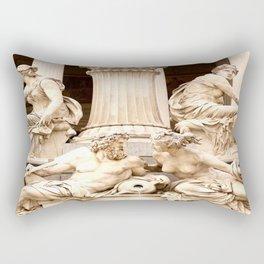 Beautiful Sculptures #decor #society6 Rectangular Pillow