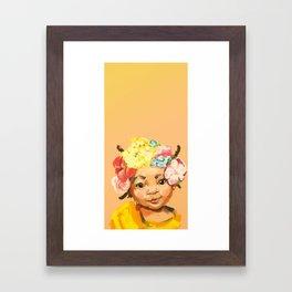 I'm Princess, too Framed Art Print