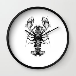 Lobster and Shrimps Wall Clock