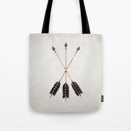 Friendship Arrows (30) Tote Bag