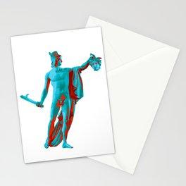 Perseus Polychromania Stationery Cards