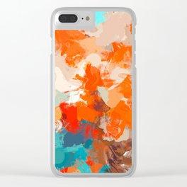 Pleasure Clear iPhone Case