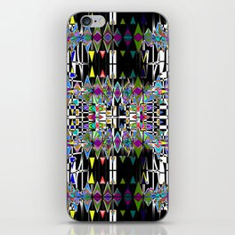 Purple Prose, 2230d iPhone Skin