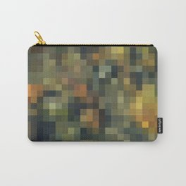 ROCK AND WATER MOSAIC Carry-All Pouch