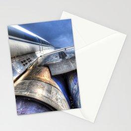 Tupolev TU-144 Stationery Cards