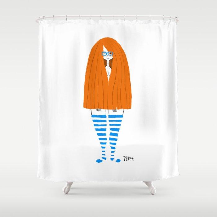 New Socks Shower Curtain