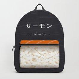 Salmon Sushi - the Yummy Collection Rucksack