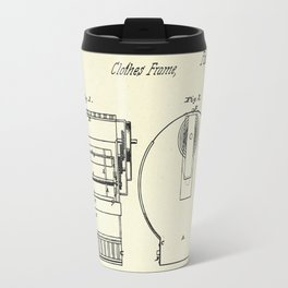 Clothes Frame-1864 Travel Mug