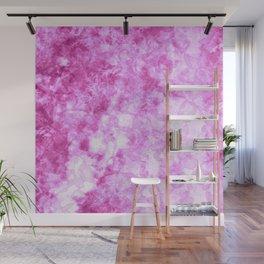 Hot Pink  - JUSTART © Wall Mural