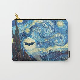 Starry Night Heroes Carry-All Pouch