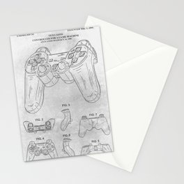 PS Game controller Stationery Cards