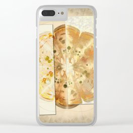 Upshifting Unconcealed Flowers  ID:16165-105815-13851 Clear iPhone Case