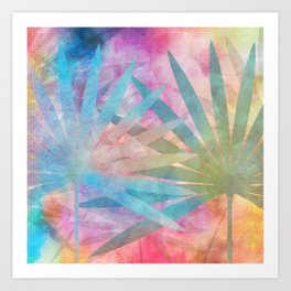 Watercolor Magic Art Print