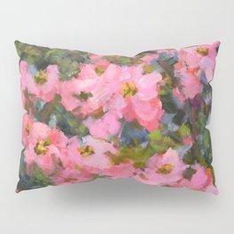 Spring Apple Blossoms Pillow Sham