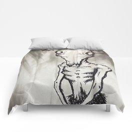 Patient Goat Comforters