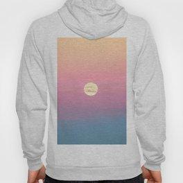 Pastel Moon Hoody