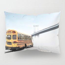 Manhattan Bridge Pillow Sham