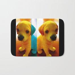 Pup Blues Bath Mat