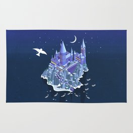 Hogwarts series (year 1: the Philosopher's Stone) Rug