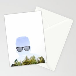 """""""Cloudmouth"""" Stationery Cards"""