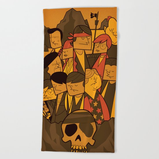 The Goonies Beach Towel