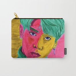 You Make My Life Colorful Carry-All Pouch