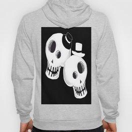 Dapper Skulls Hoody