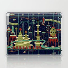 Fantastic Launch Station Laptop & iPad Skin