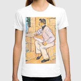 """Koloman (Kolo) Moser """"Self-portrait"""" T-shirt"""