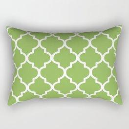Pantone 2017, Greenery 2 Rectangular Pillow