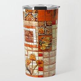 Medieval mosaic Travel Mug