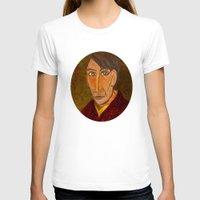 van gogh T-shirts featuring Pablo van Gogh by Marko Köppe