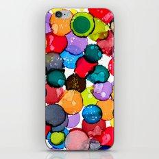 Splash of joy iPhone & iPod Skin