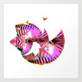 Rubicon Art Print