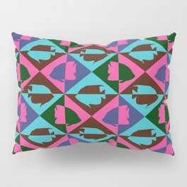 Tropical Fish Pillow Sham